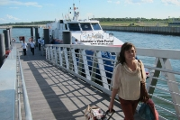 Commencement of Service for Port of Puteri Harbour Ferry Terminal