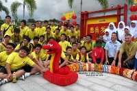 Legoland Malaysia Attempt To Build World's Longest Lego Snake