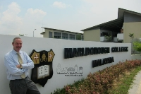 Media Preview on Marlborough College Malaysia Campus