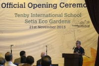 Official Opening of Tenby International School Setia Eco Gardens
