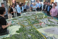 Singaporean-German Chamber of Industry and Commerce Visits Iskandar Malaysia