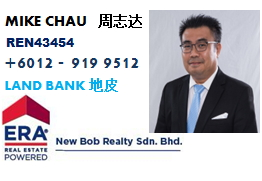Mike Chau ERA Johor REN43454