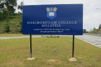 The Formal Opening of Marlborough College Malaysia