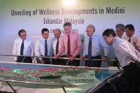 Unveiling of Wellness Developments in Medini Iskandar Malaysia