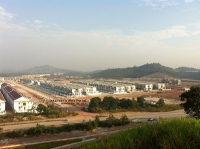 Panorama of Iskandar